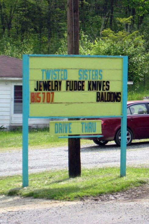 jewelry fudge knives